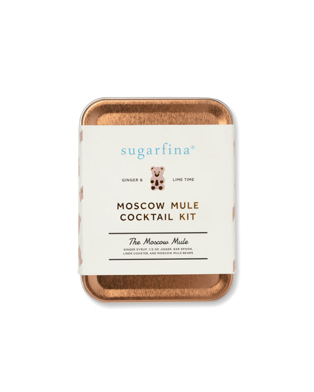 picture about Moscow Mule Recipe Printable referred to as Sugarfina Moscow Mule Convey Upon Cocktail Package WP