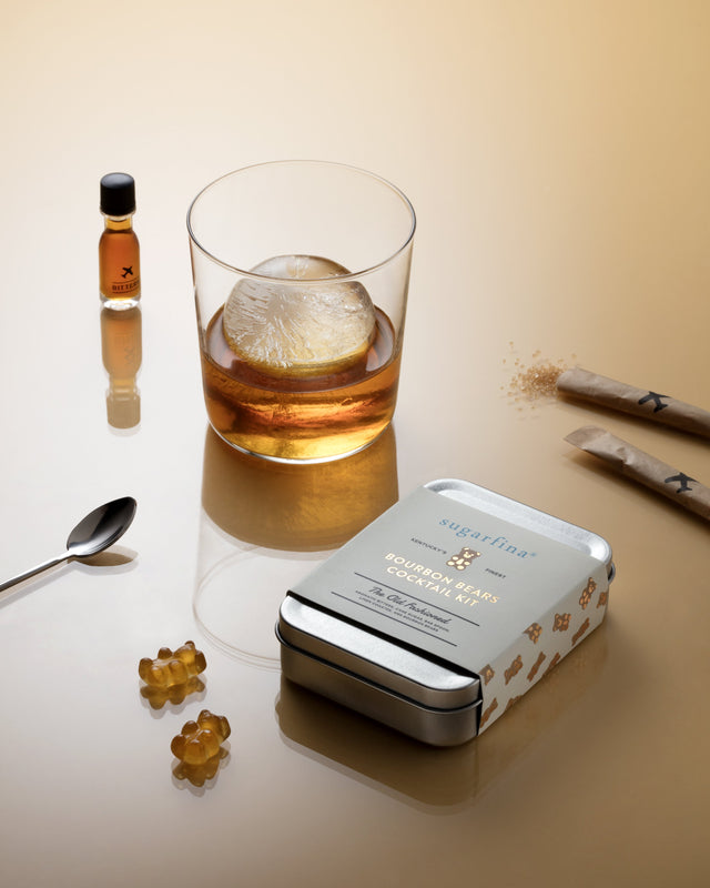 Bourbon Bears Cocktail Kit