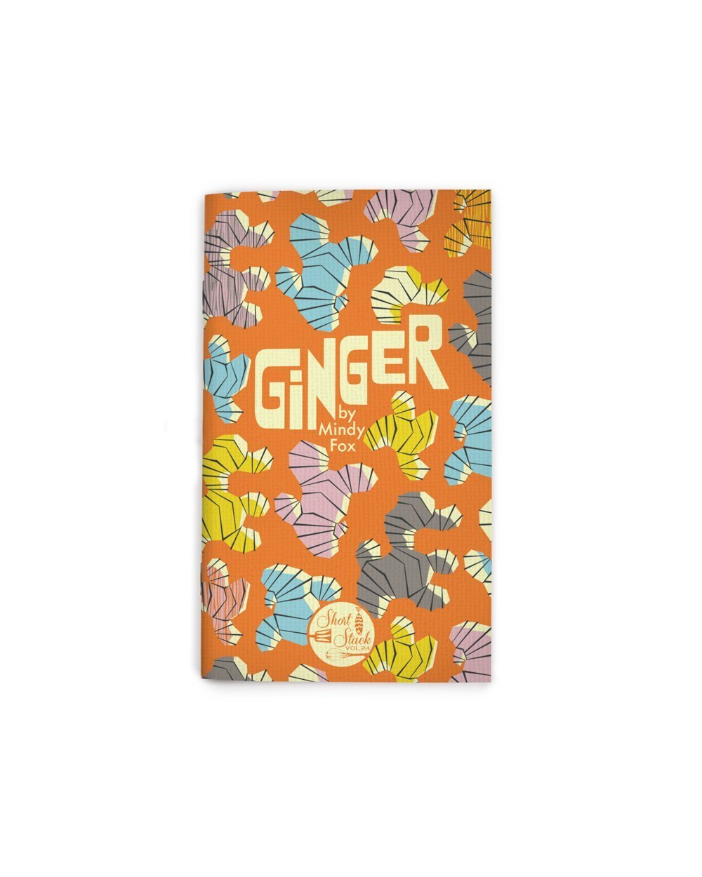 Vol 24: Ginger (By Mindy Fox)