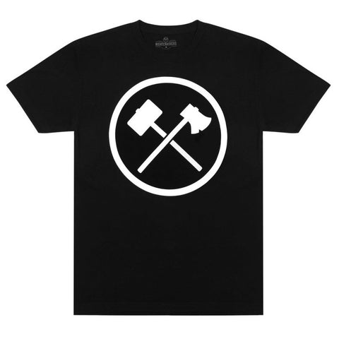 Logo-T-shirt-Black--front