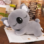 Big Size Soft Stuffed Koala Bear Toy Cute Plush Animal Doll Kids Gifts