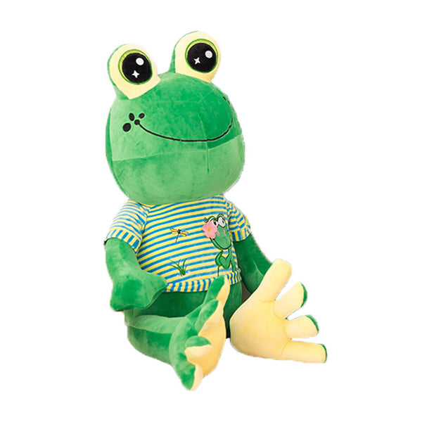 Big Eyes Cute Soft Stuffed Frog Toy Kids Gifts Plush Animal Pillow