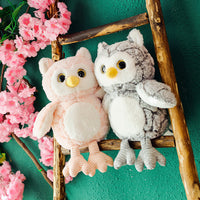 Stuffed Big Size Owl Pillow Kids Favor Birthday Gifts Soft Plush Toy