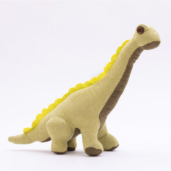 Stuffed Soft Cartoon Dinosaur Toy Cute Plush Animal Pillow Kids Gifts