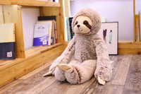 Giant Stuffed Sloth Animal Toy Cute Soft Plush Pillow Baby Doll Gift
