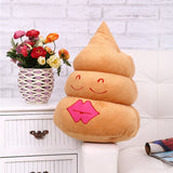 Funny Cute Plush Emoji Cushion Soft Stuffed Lovely Toy for Kids