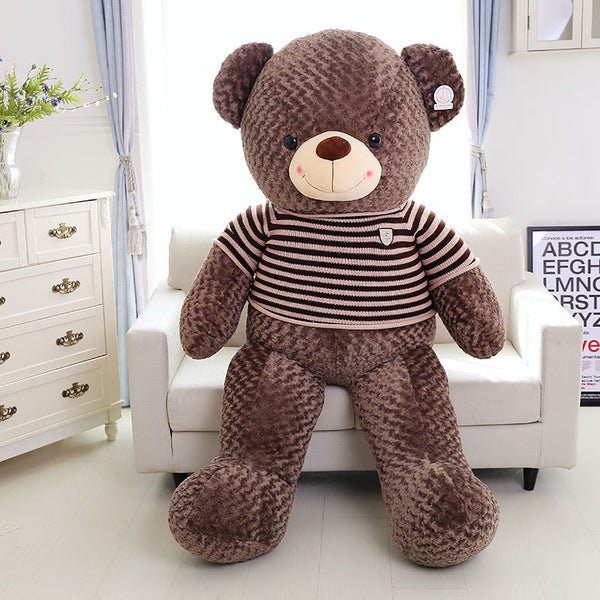 Cartoon Big Size Plush Teddy Bear Toy Stuffed Cute Pillow Baby Gifts