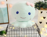 Soft Marine Organism  Plush Toys Cute Whale Stuffed Kids Dolls