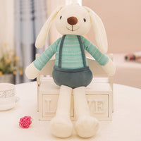 40cm Cute Bunny Plush Rabbit Toy Soft Cloth Stuffed Rabbit Doll