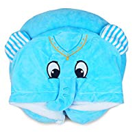 Cute Cartoon Animal Hooded Travel Neck Support Pillow Comfortable U Shaped Pillow with Hat