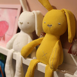 Lovely Cartoon Cute Stuffed bunny Doll Birthday Gifts Plush rabbit Toy