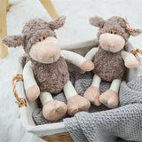 Cute Soft Stuffed Sheep Pillow Kids Gifts Plush Animal Doll