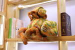 Giant Soft Stuffed Chameleon Toy Plush Lizard Pillow Home Decor