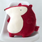 Cartoon Stuffed Dinosaur Plush Toys Soft Fox Pillow Cushion Dolls