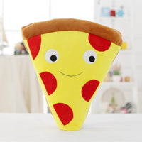 Simulation Pizza Chips Plush Pillow Stuffed Soft Funny Plush Toys
