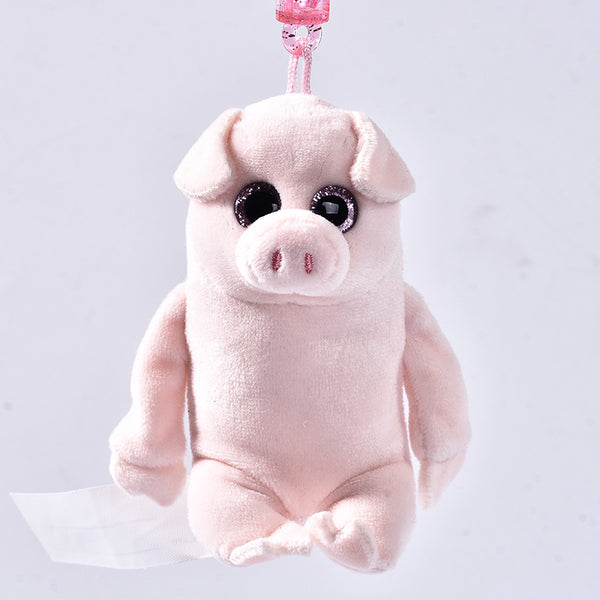 Lovely Soft Stuffed Pig Toy Cute Cartoon Animal Pillow Kids Cushion