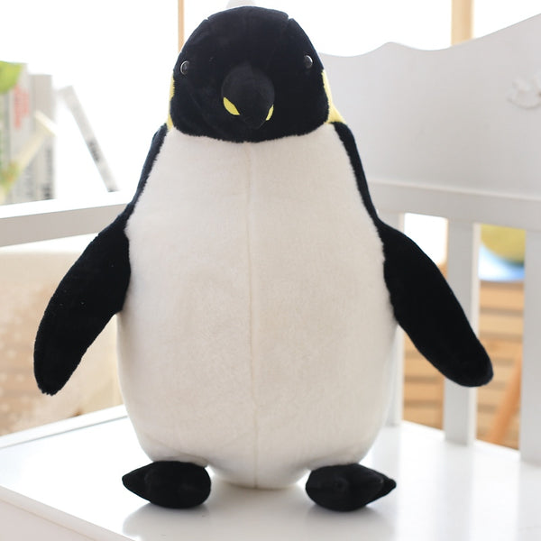 Lifelike Penguin Plush Toy Cute Simulation Animal Stuffed Soft Toys