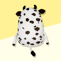 Lovely Cute Soft Stuffed Dairy Cattle Cushion Kids Favor Plush Pillow