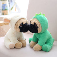 Plush Toy Cute Animal Soft Stuffed Doll Dog Cosplay Dinosaur Kids Toy