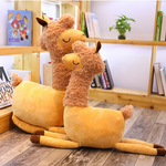 Super Lovely Stuffed Camel Doll Girls Gifts Cute Soft Plush Llama Toy