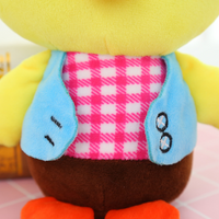 Lovely Chicken Doll Cute Soft Stuffed Animal Pillow Kids Birthday Gift