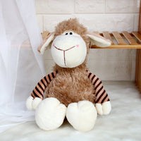 Cute Goat Plush Toys Stuffed Animals Dog Birthday Christmas
