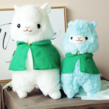 Cute Plush Toys Alpaca Plush Doll Animal Stuffed Toys for Kids Gift