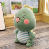Soft Cute Dinosaur Plush Toy Kids Gift Stuffed Cartoon Animal Pillow