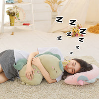 Cute Unicorn Plush Toy Soft Stuffed Popular Cartoon Animal Pillow