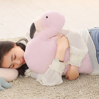 Baby Kids Super Soft Pineapple Plush Toy Cute Stuffed Flamingo Pillow