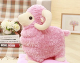 Plush Goat Toys Stuffed Animal Soft Doll for Children Baby Kids Gift