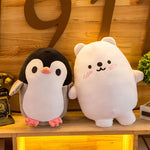 Super Cute Lovely Penguin Doll Soft Stuffed Polar Bear Girls Gifts