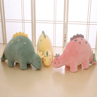 Lovely Cute Plush Dinosaur Pillow Stuffed Animals Soft Doll Kids Toys
