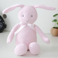 Cute Plush Rabbit Doll Soft Stuffed Sleeping Bunny Toys Kids Gifts