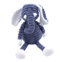 Baby Elephant Soft Stuffed Toys Cute Animal Plush Toy For Kids Stripes