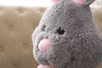 Kawaii Rabbit Plush Toys Soft Stuffed Animal Doll Baby Accompany Toy