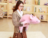 Soft Stuffed Animals Pig Plush Toys Pillow Kawaii Baby Cotton Appease Sleeping Doll