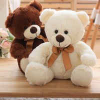 Cartoon Teddy Bear Plush Toys Soft Stuffed Animal Bear Doll