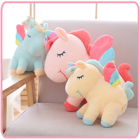 Unicorn Plush Doll Toy Cute Animal Stuffed Baby Kids Toys Soft Unicornio Pillow