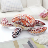Soft cute Turtle Stuffed Toys Animal Plush Dolls Toys for Kids