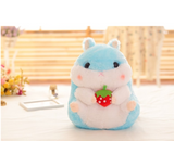 Cute Cartoon Lovely Hamster Plush Toy Kids Gifts Stuffed Animal Pillow