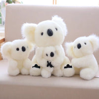 Mum Koala Hold Baby Koala Stuffed Animal Dolls Soft Plush Toy