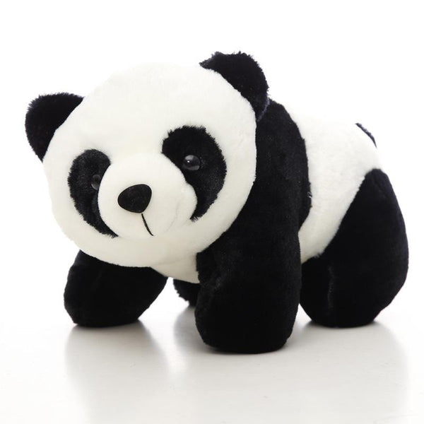 Lovely Panda Plush Toys Soft Stuffed Animal Panda Bear Doll Pillow