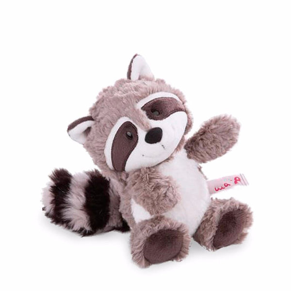 Cute Little Raccoon Coon Stuffed Doll Animal Plush Toy