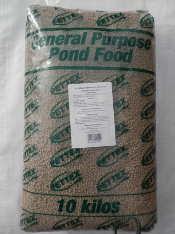 pond fish food koi pellets small