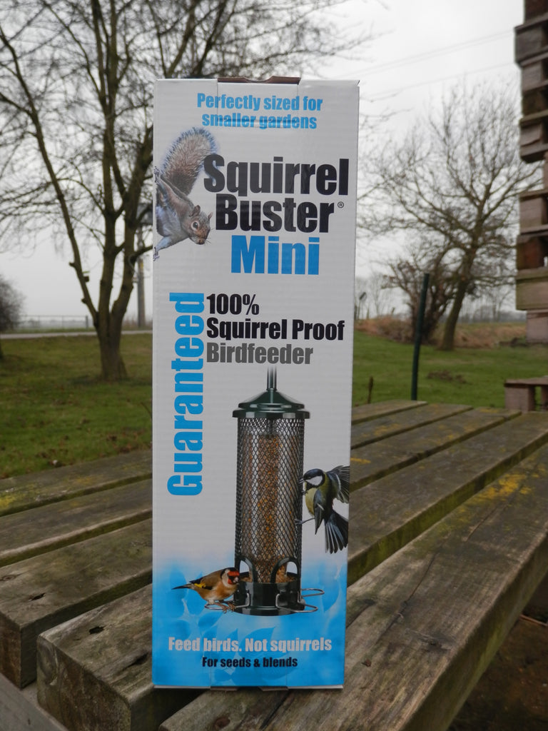 Squirrel Buster Mini 600ml