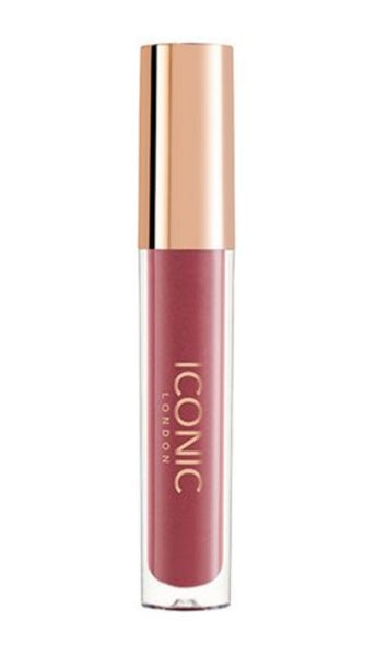 Iconic London Lip Plumping Gloss in Do Not Disturb