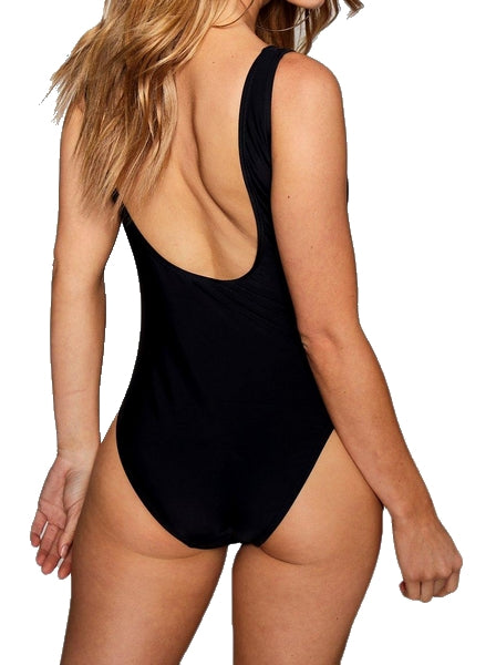 CLEAR-OUT: Cut-out Swimsuit