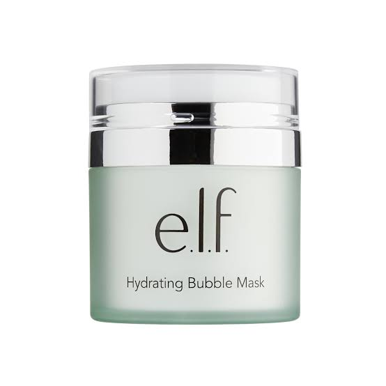 e.l.f Cosmetics Hydrating Bubble Mask - 50g
