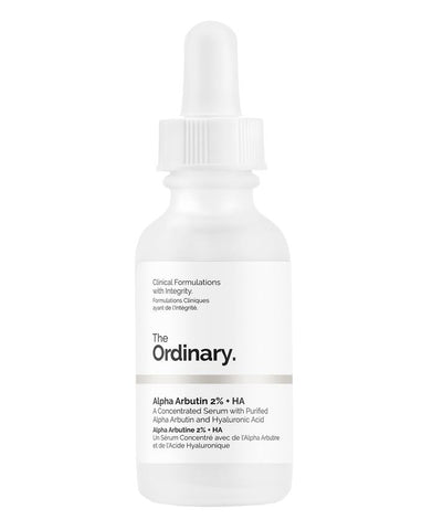 The Ordinary Alpha Arbutin 2% + HA - 30ml